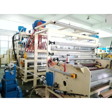 CL-65/90/65 a LDPE co-extrusion Film étirable machines